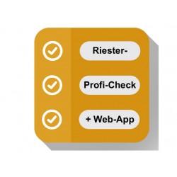 Erweiterung um die Web-App