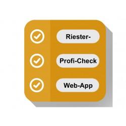 Riester-Profi-Check Web-App