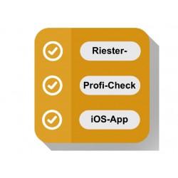 Riester-Profi-Check iOS-App